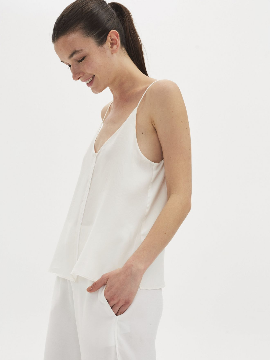 Camisa Anemona Cupro